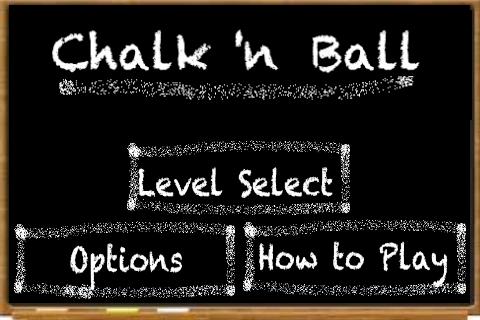 Screenshot Chalk 'n Ball